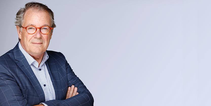 Jaap van der Werff, CEO